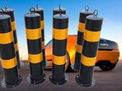 北京宣武区批发安装汽车地锁车位锁车场规划自带电源