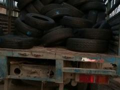 便宜处理二手轮胎,上万条轮胎便宜处理,质量保证。