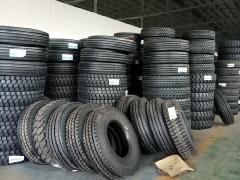 天津市大车轮胎总批发