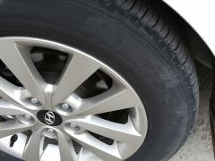 原车拆车轮毂轮胎