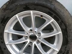 宝马x3 轮毂轮胎 17寸