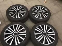 大众帕萨特迈腾速腾C17寸18寸轮毂轮胎
