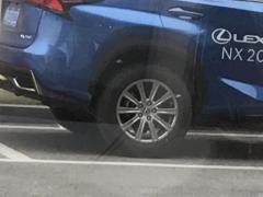 雷克萨斯日本原厂拆装全新轮毂17寸