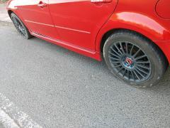 马6改装轮胎轮毂无标中