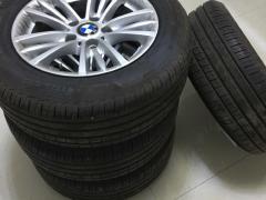 宝马320原装倍耐力轮胎80块