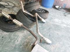 福克斯钢圈轮胎甩