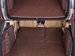 宝马定制汽车脚垫,后备箱 全新没拆封