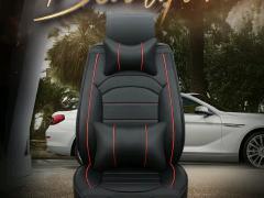 铁轮毂 和 皮革座椅套出售