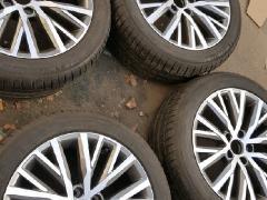 大众C17寸轮毂轮胎