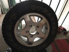 25/70R16越野胎带轮毂JEP250