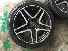 16寸轮胎轮毂五角