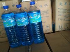 批发汽车玻璃水,15一箱,一箱12瓶