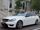 奔驰/奔驰AMG车系2012款C63 6.2L 自动 四门轿车动感型/...
