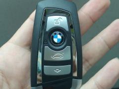 深圳配宝马5系7系3系X5X6钥匙智能卡遥控