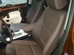 宝马X1汽车座椅包进口真超纤皮座套,环保耐磨皮