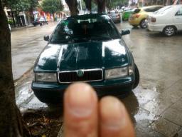 欧雅/斯柯达欧雅2004款1.6 手动[新车原海关进口的新车二十几万]