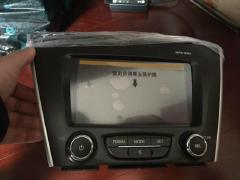 转让4S专供广汽传旗 GS4 DVD导航一体机