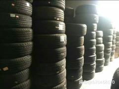 太原通达二手轮胎 型号齐全 质优价