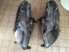 法拉利F12大灯前杠 机盖 倒车镜 前嘴 方向机