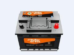 德高汽车蓄电池/电瓶 银动力24个月超长质
