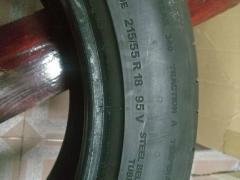 马牌轮胎 4条 215/5 R18 95VMC5