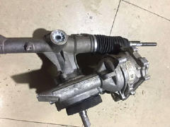 宝马X1F49方向机 助力泵冷气泵水泵 锁机车