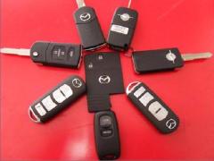 成华区青龙场附近配汽车折叠钥匙价格|改装折叠遥控钥