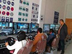 易驾星汽车模拟驾驶器