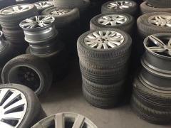 拆车厂出售二手轮
