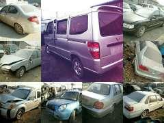 出售多辆汽车全车配件(价格便宜)高价收
