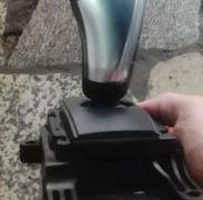宝马F10F18挂档机构 空调面板出风口 减震摆