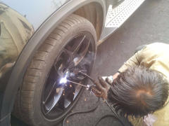 北京专业拆装配套奔驰宝马等各种名车轮胎防盗螺