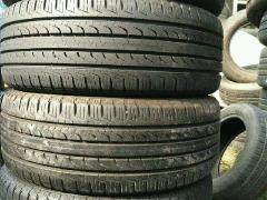 出售235/60R18米其林二手四季轮胎一套
