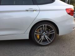 宝马3系GT改装英国AP85系列刹车鲍鱼刹车改装宝