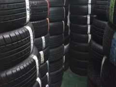 深圳本地平价优质二手轿车轮胎轮毂总汇、最低30元