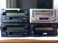 丰田六碟CD机