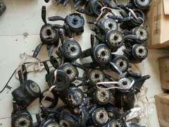 福吉园汽车配件回收公司收购报废件下线件外观件闲置