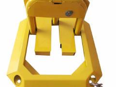 柳芳附近汽车地锁车位锁安装遥控锁地锁安装自带电源