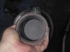 奔驰柴油ML350三元催化氧传感器 进气支