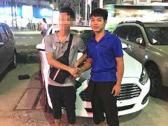 深圳市宏车帮上门安装汽车行车记录仪上门安装服
