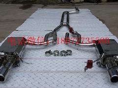 宝马525改装阀门排气,杭州改装排气管