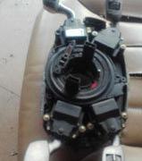 宝马5系F18E60雨刮大灯组合开关总成 气囊游