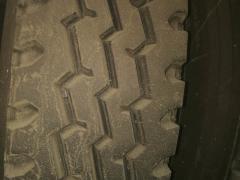 新10.0轮胎8条,正新。朝阳的钢丝