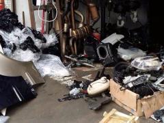 供应宝马50冷气泵传动轴变速箱原装拆车