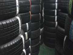 出售各种优质二手轮胎、轮毂等汽车配件