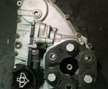 宝马X5X6E70E71分动箱 手刹模块 手刹马