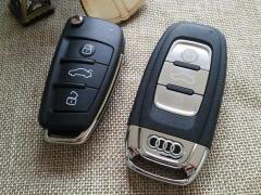 金牛万达专业配汽车折叠钥匙|上门配汽车遥控钥匙价格