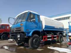 东风多利卡D9洒水车 12吨15吨环卫洒水车 厂