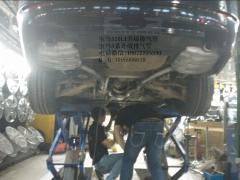宝马5系升级535大方口,杭州机械师排气管改