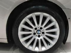 宝马7系 760Li 原厂车轮毂+车胎 4套